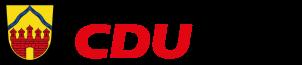 CDU in Horneburg Logo